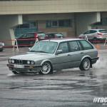 BMW 3-series e30 универсал - ралли-спринт Санкт-Петербург Крестовский остров