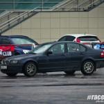BMW 3-series e46 - ралли-спринт Санкт-Петербург Крестовский остров