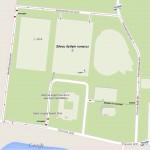 Автофестиваль «Крутящий момент» -Схема трассы для ралли-спринта в Санкт-Петербурге на Крестовский острове 26.04.2015