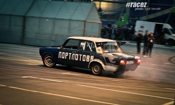 Lada2105 drift ТРК Лето Санкт-Петербург Форсаж 7